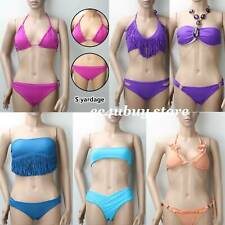 Sexy Womens Girls Swimwear Bra Bikini Set Bathing Swimsuit Beachwear