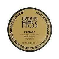 Urbane Mess Wax Pomade, 85g...new
