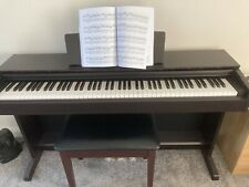 More details for yamaha arius ydp-143 digital piano in mint used condition