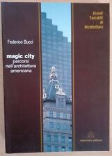 Libro Magi City. Percorsi nell'architettura americana