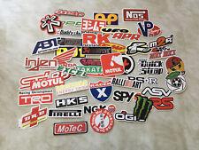 ** Lot 50 stickers autocollants publicitaire - Monster Energy - Motul - Moto **