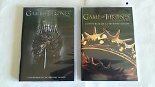 Game of thrones : Saison 1 & 2   (DVD )