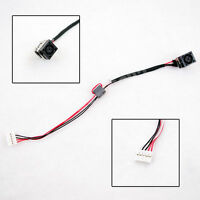 DC Power Jack Harness With Cable For Dell Inspiron VAW00 VAW01 VAW02 Laptop