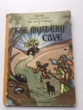 The Mystery Cave, Pilamm Picture Books of the Good Tidings I, Casterman 1950