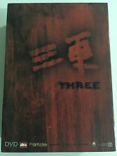 Three (3-DVD) (DTS)  (Limited Edition)  Leon Lai Eric Tsang  Kim Hye Su  Eng Sub