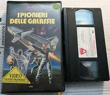 VHS - I PIONIERI DELLE GALASSIE di James Goldstone [CREAZIONI]