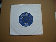 """THE WHO - SUBSTITUTE / INSTANT PARTY - 7"""" SINGLE - REACTION -  ROGER DALTREY"""