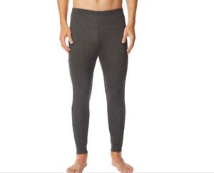 Heatkeep Men's Medium Weight Ribbed Leggings Pant Thermal Size: XL $38