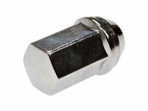 Lug Nut For 2014 Chevy Suburban 1500 K617PC Stainless Cap