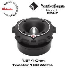 """Rockford Fosgate PP4-T - Punch Pro 1.5"""" 4-Ohm Tweeter 100 Watts"""