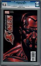 Marvel Comics Astonishing X-Men (2004 Series) # 4 Colossus Variant CGC 9.6 NM