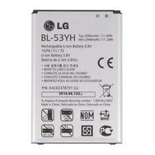 Bateria LG BL-53YH, LG G3 (D855) 100% ORIGINAL 90% de Vida Útil.