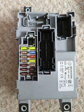 2009 FIAT 500 BCM Body Control Module ECU 00518525990