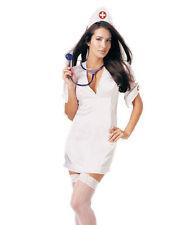 Leg Avenue Sexy Nurse Costume Fancy Dress Costume Outfit (8589)