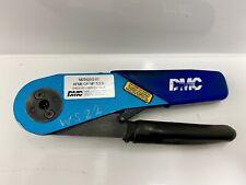 DMC AFM8 POSITRONIC HAND CRIMP TOOL
