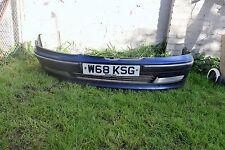 PEUGEOT 406 2000 W Reg Rapière Sombre Bleu Métallique Pare-chocs avant
