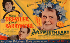 Her Sweetheart Original  Movie Herald from the 1933 Movie