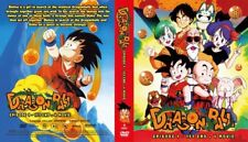 Dragon Ball (Chapter 1 - 153 End + 4 Movie) ~ All Region ~ New ~ English Version