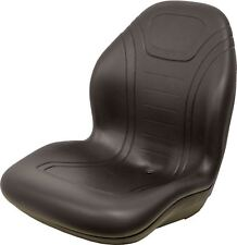 Gehl Skid Steer Black Bucket Seat Fits 3410 4625SX 5640 6635 6640 ETC