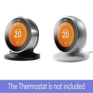 HOLACA Table Stand Holder/Bracket for Nest Learning Thermostat 3rd Generation