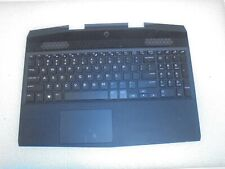 GENUINE DEL Alienware M15 Laptop Palmrest w/Touchpad Assembly 718H6 VNPDJ  3D7NN