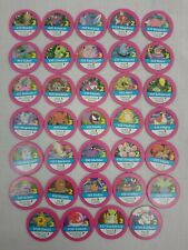 Pokemon Master Trainer Spares - 34 Pink Chips