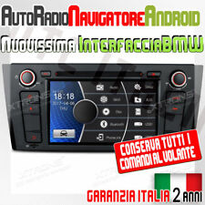 AUTORADIO BMW SERIE 1 E81 E82 E87 E88 120D 118D GPS,RDS,CD,DVD,Mp3 – NOVITA' -