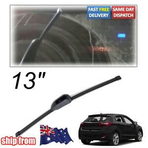 "Rear Windscreen Wiper Blade 13"" For Hyundai i30 GD 12-17 Kia Forte5  2013-2018"