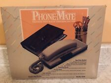 Nib Phone Mate Telephone With Built-In Answering Machine