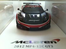 2012 McLaren Mp4 12C GT3 Great GOODWOOD FESTIVAL OF SPEED 1/43 Scala Modello