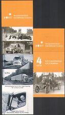 Finland 2007 Trucks/Lorries/Motors/Industry/Commerce/Transport 4v bklt (n34549)