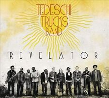 Revelator [Digipak] by Tedeschi Trucks Band (CD, Jun-2011, Masterworks)