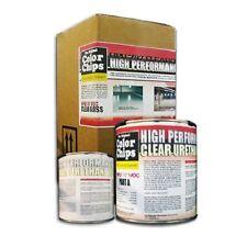 High Performance Urethane - HPU - Clear Coat - 15 gallon kit