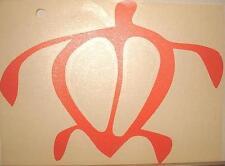 "COLOR VARIETY HAWAIIAN PETROGLYPH TURTLE VINYL CAR HOME DECAL STICKER 6""-12"""