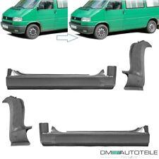 VW T4 Reparaturblech Radlauf vorne SET Türschweller Einstieg Schweller SET 90-04