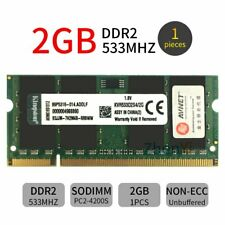 2GB DDR2 533MHz 1.8V Laptop Memory SODIMM RAM for Acer Aspire Notebooks 9513WSMi