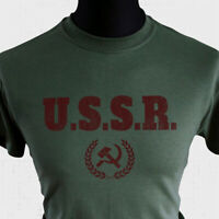 LENIN USSR revolution che guevara cccp russia tee New Mens Womens T SHIRT TOP