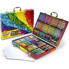 Crayola Inspiration Art Case - 140 Pieces Felt Tips, Crayons, Pencils