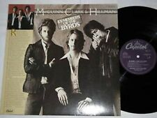 McGUINN CLARK & HILLMAN same LP Capitol Rec. 1979 FOLK COUNTRY ROCK
