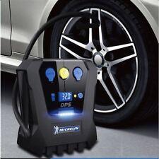 Michelin Digital Programmable Air Compressor & Rapid Tyre Inflator & bag #12266