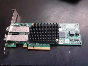 HP / Emulex AJ63-63003 LPe12002 Fibre Channel HBA w/ 2x AJ718A SFP