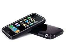 Advanced Accessories - iPhone 3G/3GS Full Body Hard Shell - Clear/Black