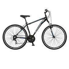 Schwinn GTX 1.0 700c Mens Dual 18 Sport Bike,18-Inch/Medium,Black- S2782C Cycles