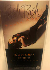Paula Abdul Rush Rush Cd Single Rare Japanese New In Plastic