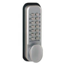 BORGLOCKS 2201 Digital Push Button Door Digi Lock Bl2201 Borg Locks