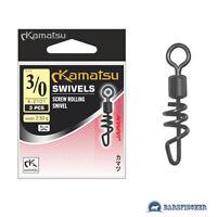 KAMATSU K-2101 SCREW ROLLING SWIVELS, POWER ROLLING SPIRALWIRBEL, MEERESWIRBEL