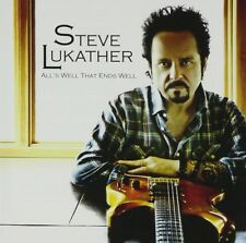 STEVE LUKATHER - ALL'S WELL THAT ENDS WELL  CD NEU