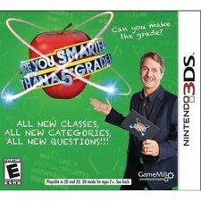 Are You Smarter Than a 5th Grader (Nintendo 3DS, 2015) - BRAND NEW
