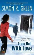 Secret Histories: From Hell with Love 4 by Simon R. Green (2011, Paperback)