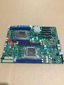 1PC X9DRD -IF Server board dual socket LGA2011 motherboard